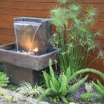 Small Backyard Fountain Ideas