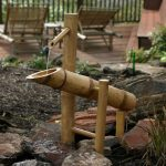 Small Bamboo Fountain