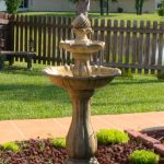 Standing Diy Garden Fountain