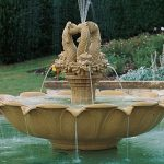 Stone Fountains Garden