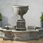 Stone Fountains for Outdoor Garden