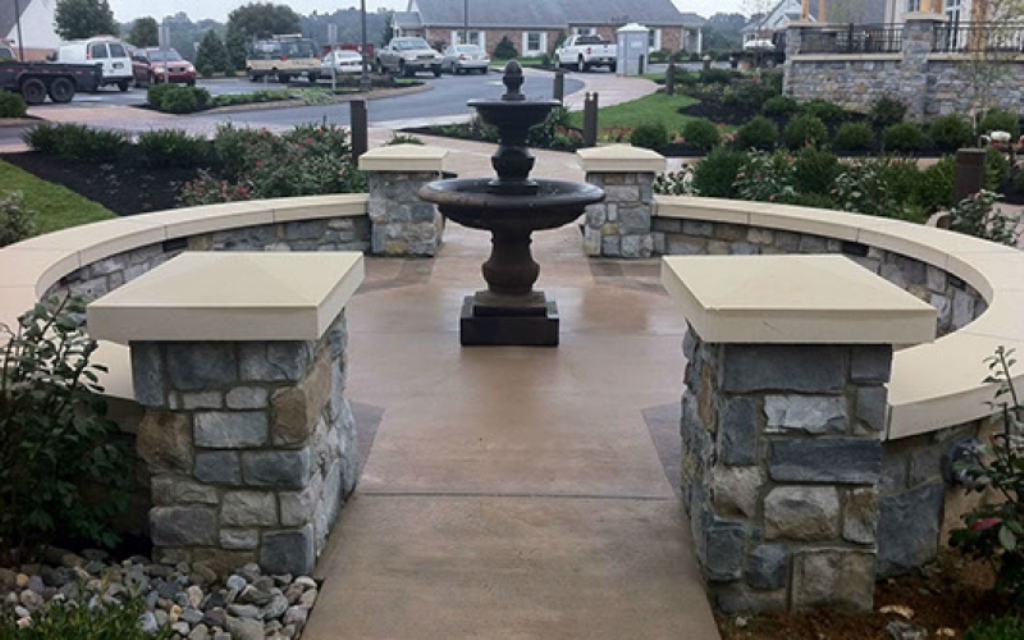 Image of: Stone Fountains for Sale Central Texas