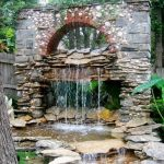 Stones Backyard Water Fountains