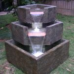 Stones Cascading Fountain