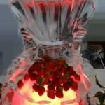 Strawberry Beverage Fountain