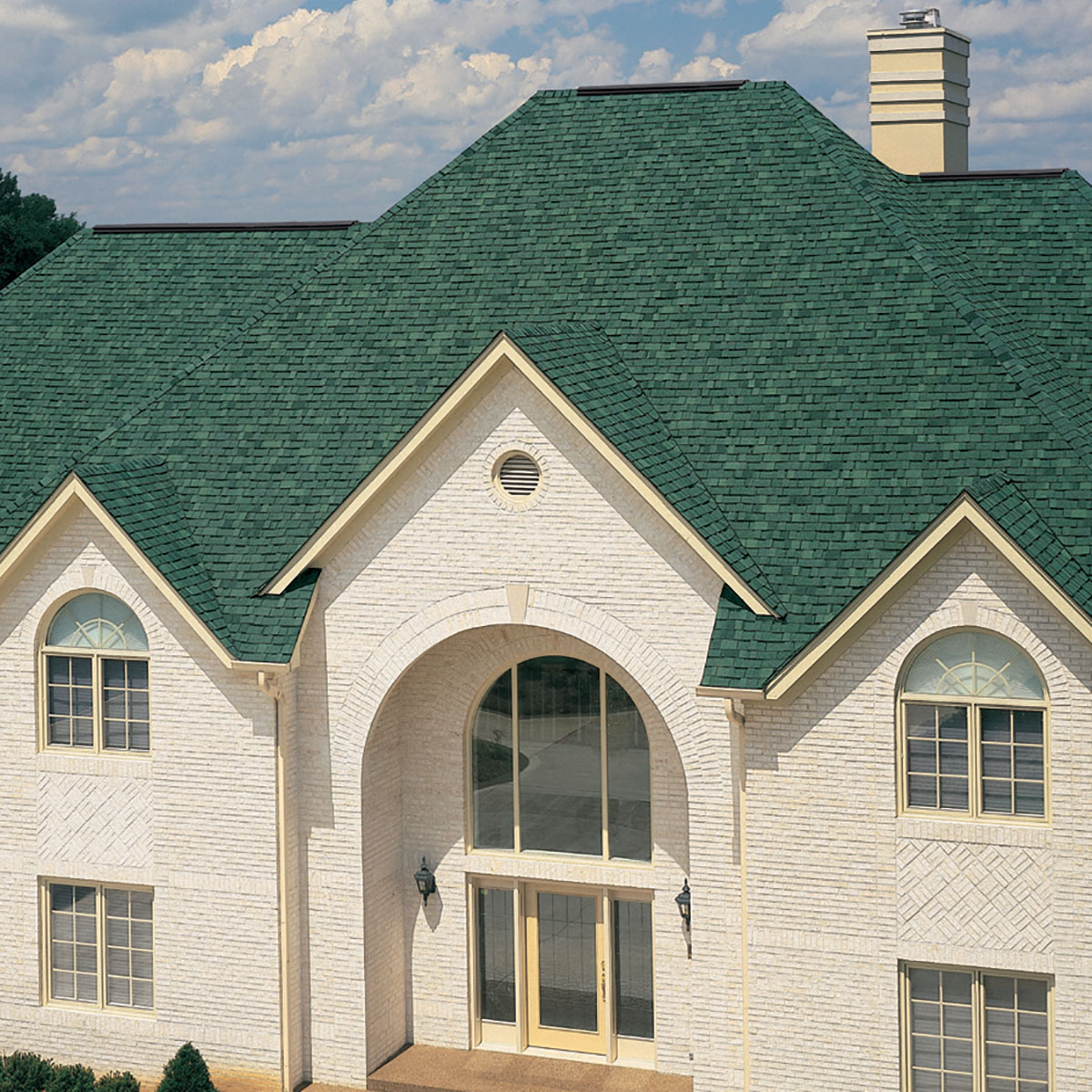 Image of: Stylish Architectural Roofing Shingles