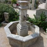 Stylish Cement Fountains