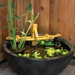 Tabletop Bamboo Fountain