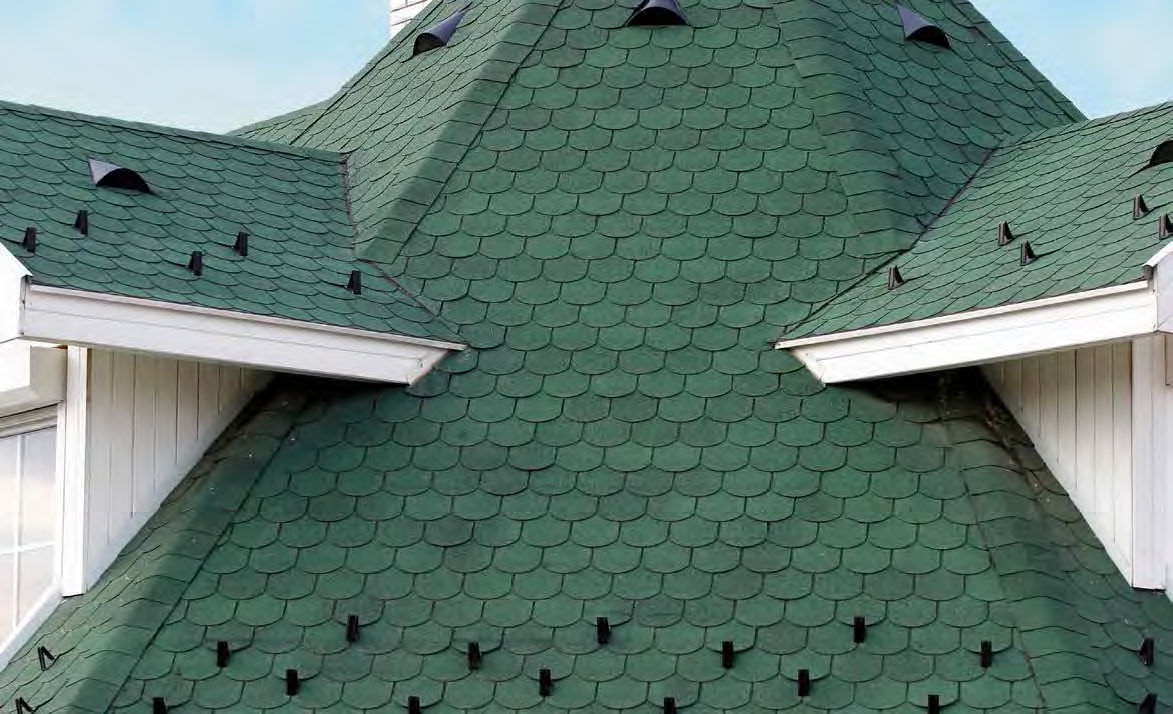The Architectural Roofing Shingles