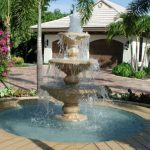Wonderful Backyard Fountain Ideas