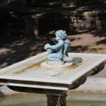 Wonderful Cherub Fountain