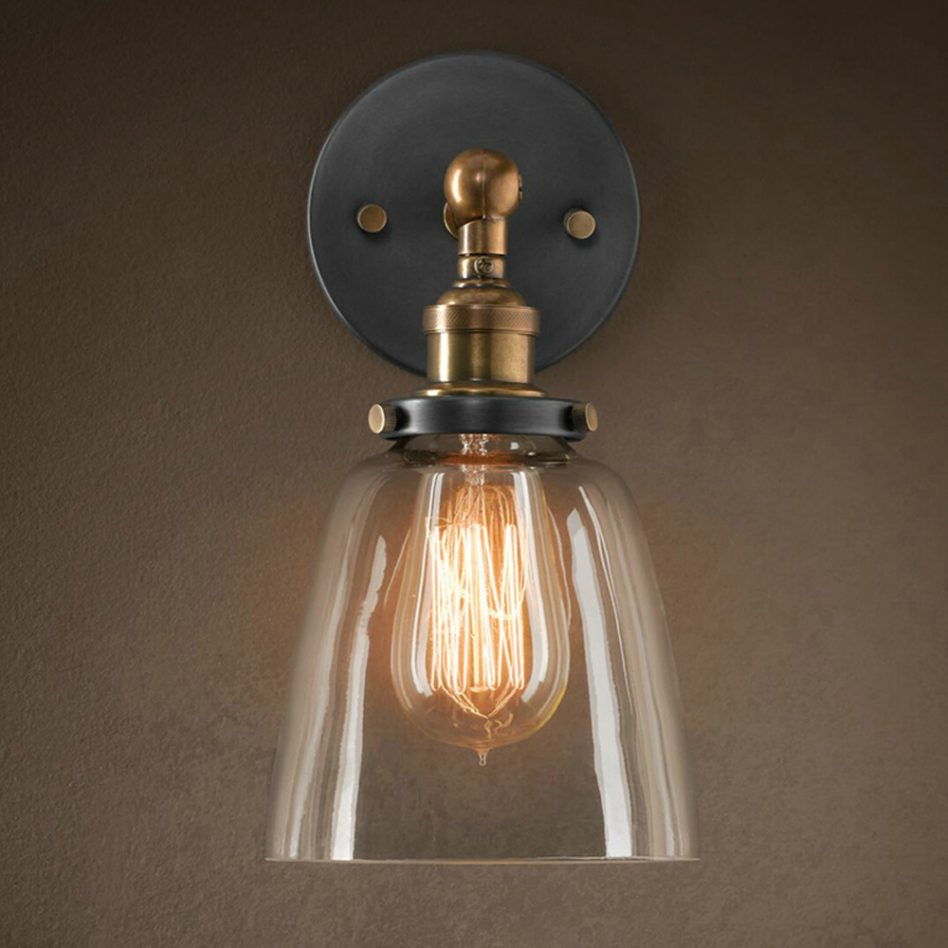 Adjustable Wall Sconce Light