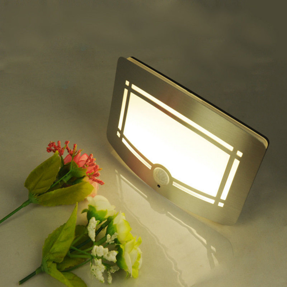 Amazing Battery Powered Sconces
