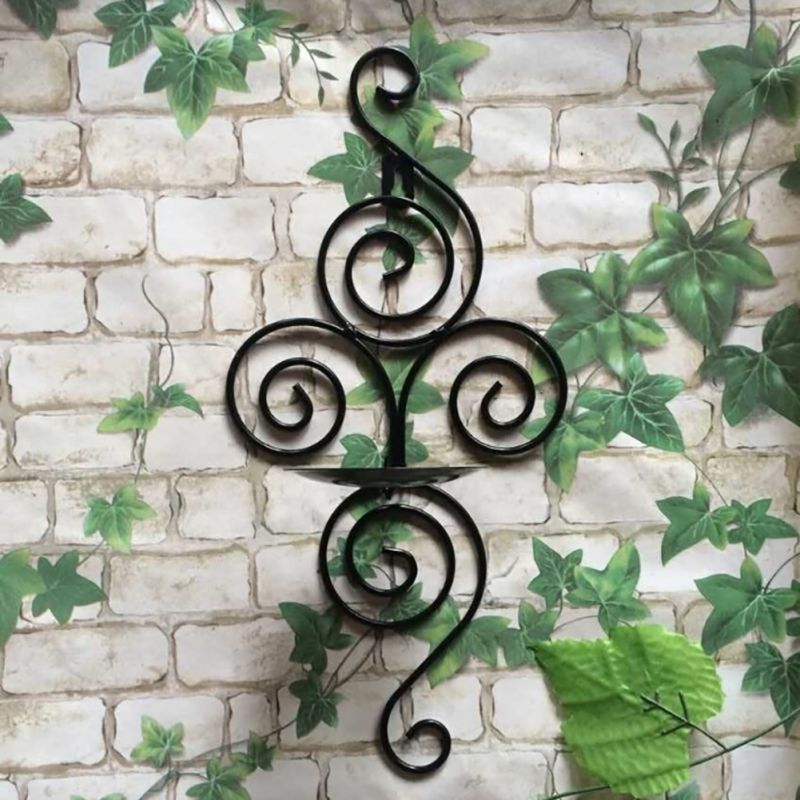Image of: Amazing Candle Sconces Wall Decor