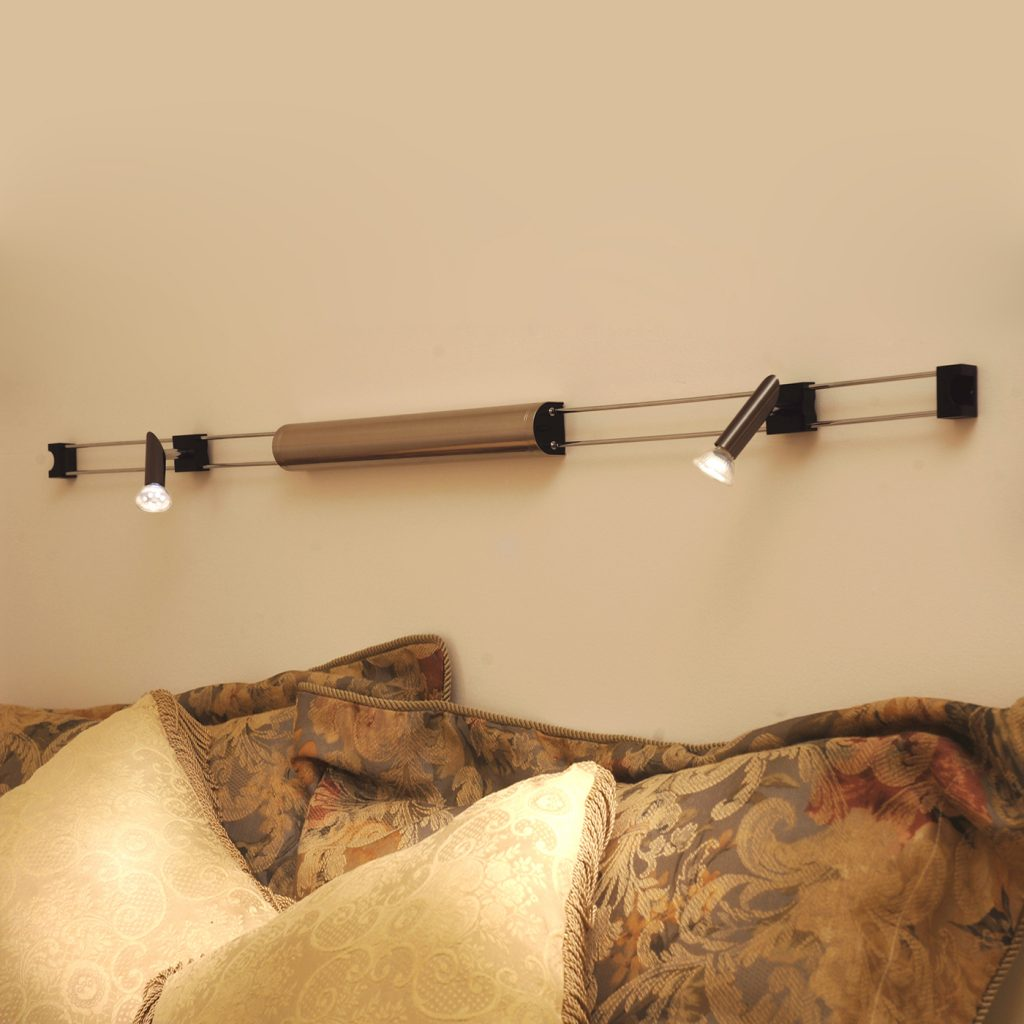 Image of: Amazing Cordless Wall Sconce