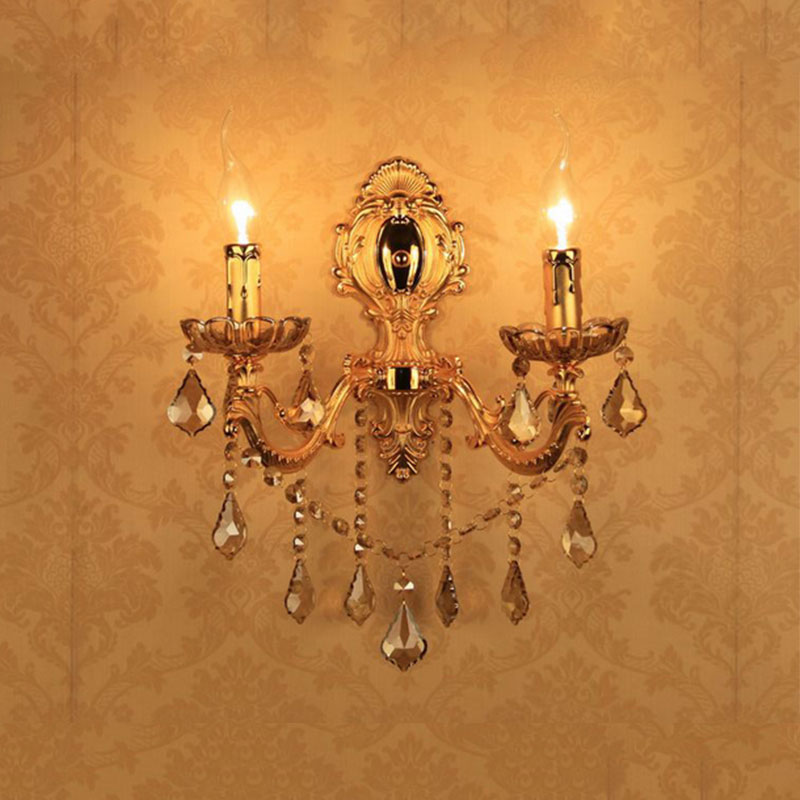 Amazing Double Wall Sconce