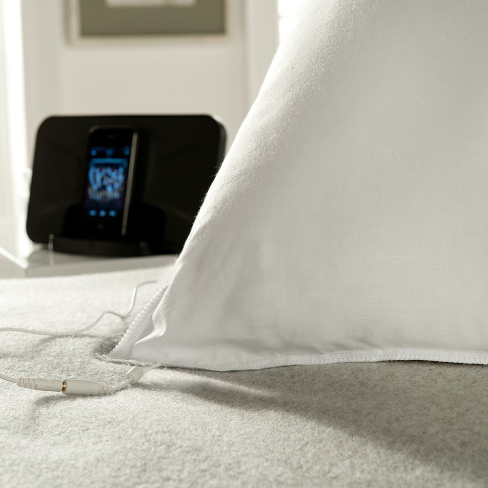 Image of: Amazing Pillow Speaker