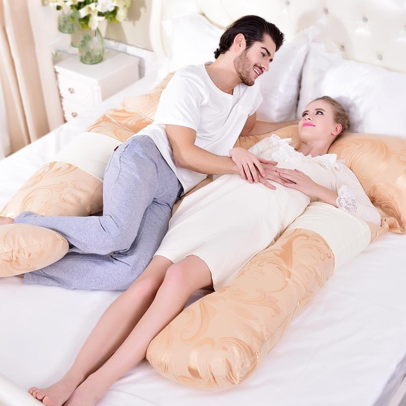 Image of: Angel Pregnancy Pillow