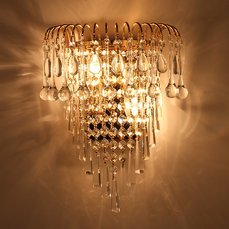 Image of: Awesome Chandelier Sconce