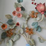 Awesome Floral Wall Sconces