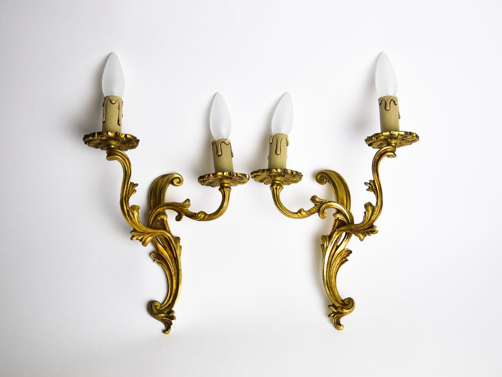 Image of: Awesome French Sconces