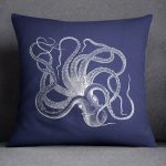 Awesome Octopus Pillow