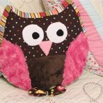 Awesome Owl Pillow