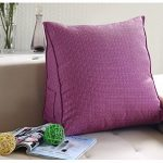 Awesome Purple Lumbar Pillow