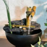 Bamboo DIY Tabletop Fountain