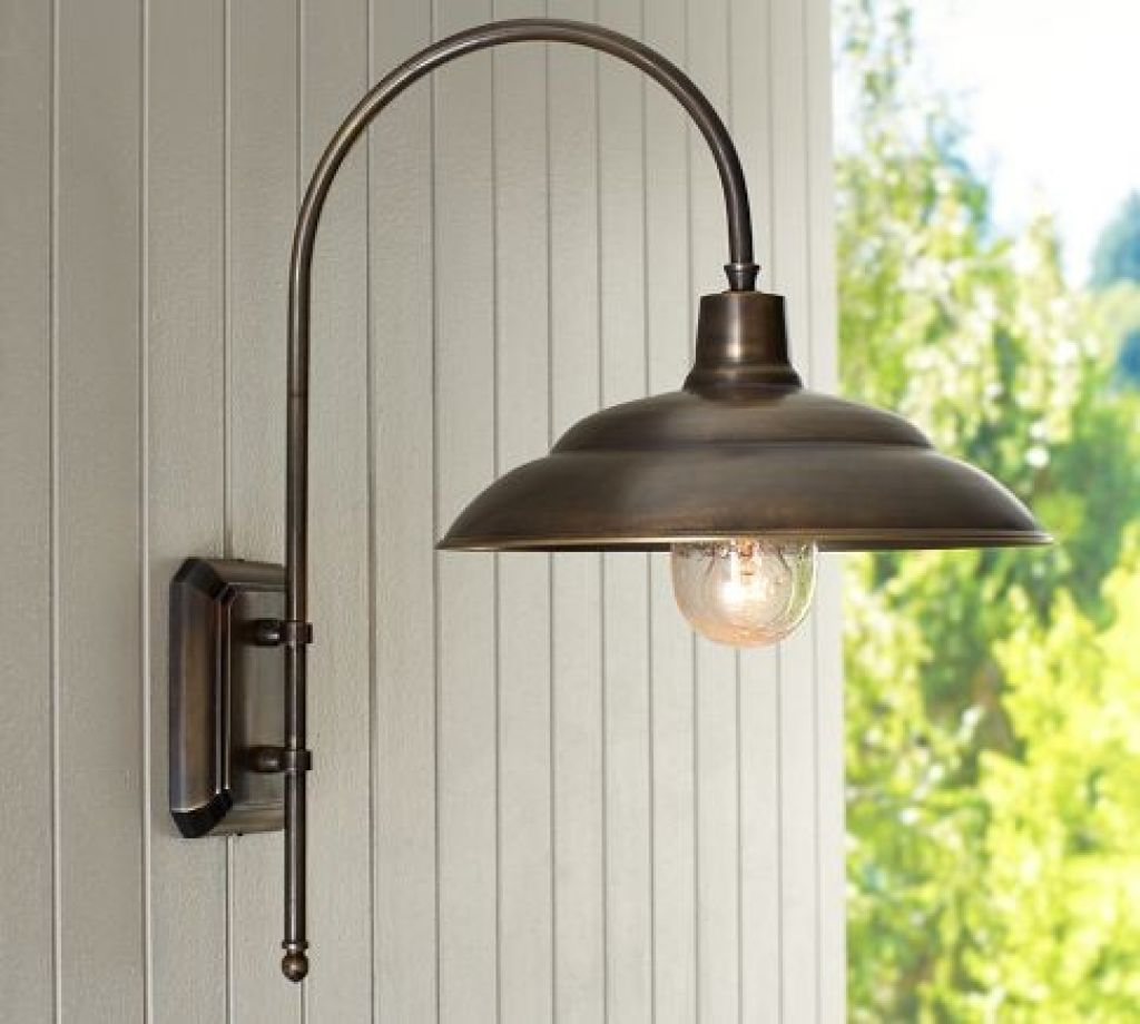 Image of: Barn Sconce Designs