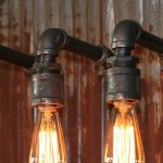 Barn Sconce Diy