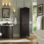 Bathroom Sconce Height Vanity