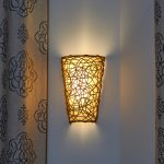 Battery Operated Sconce Lights Decor