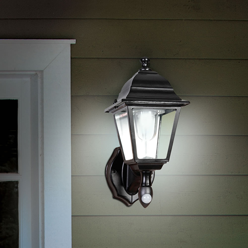 Image of: Battery Operated Sconce with Timers