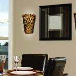 Battery Operated Wall Sconces with Remote Lighting