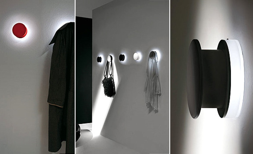 Image of: Battery Powered Sconces Light