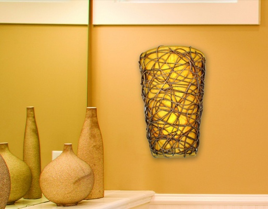 Image of: Battery Powered Sconces Lighting