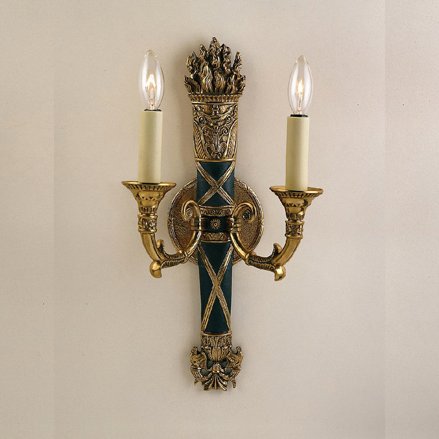Image of: Battery Sconces Designs