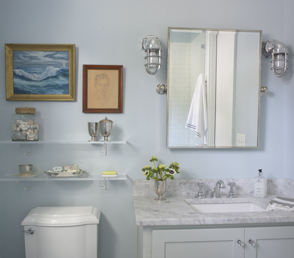 Beach Wall Sconces Bathroom