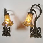 Beautiful Art Deco Sconces