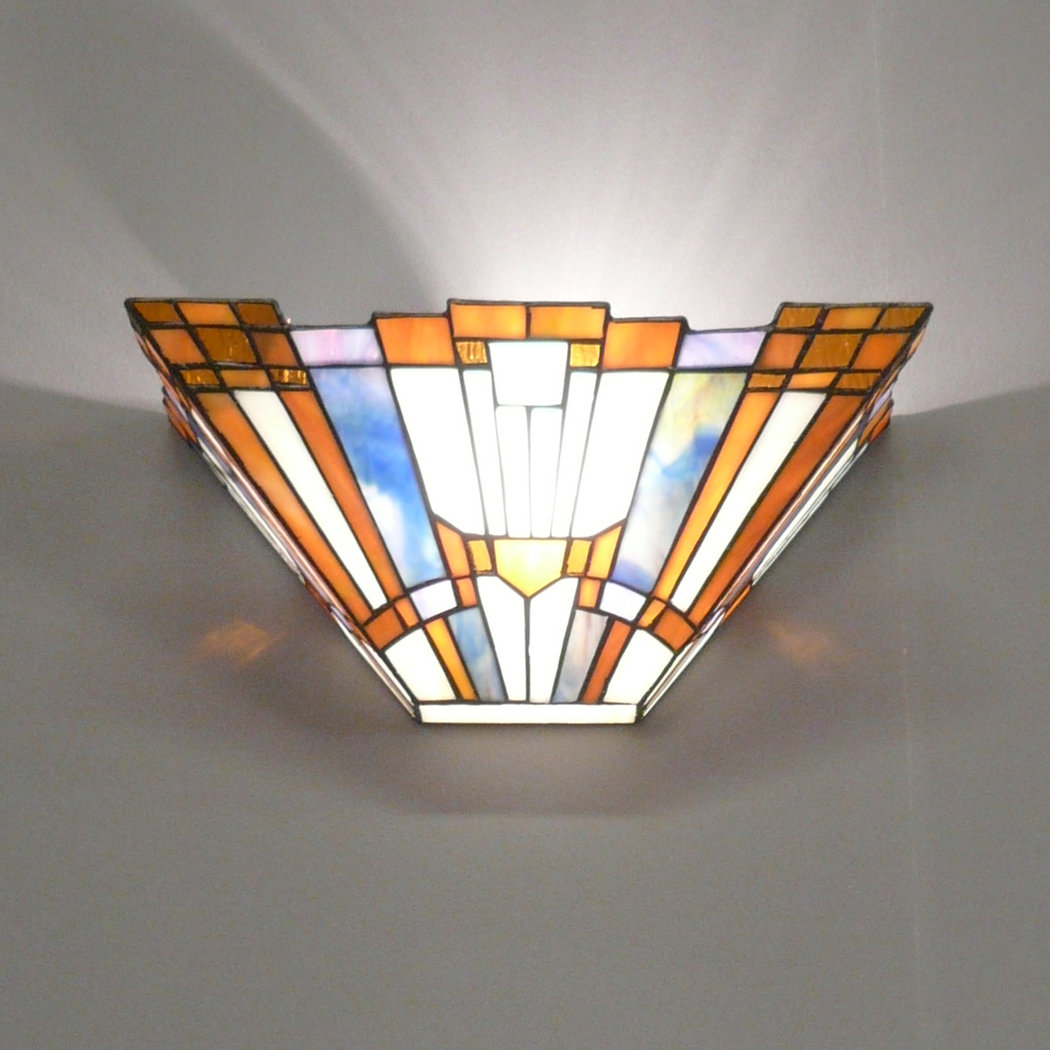Image of: Beautiful Art Deco Wall Sconce