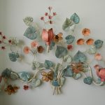 Beautiful Floral Wall Sconces