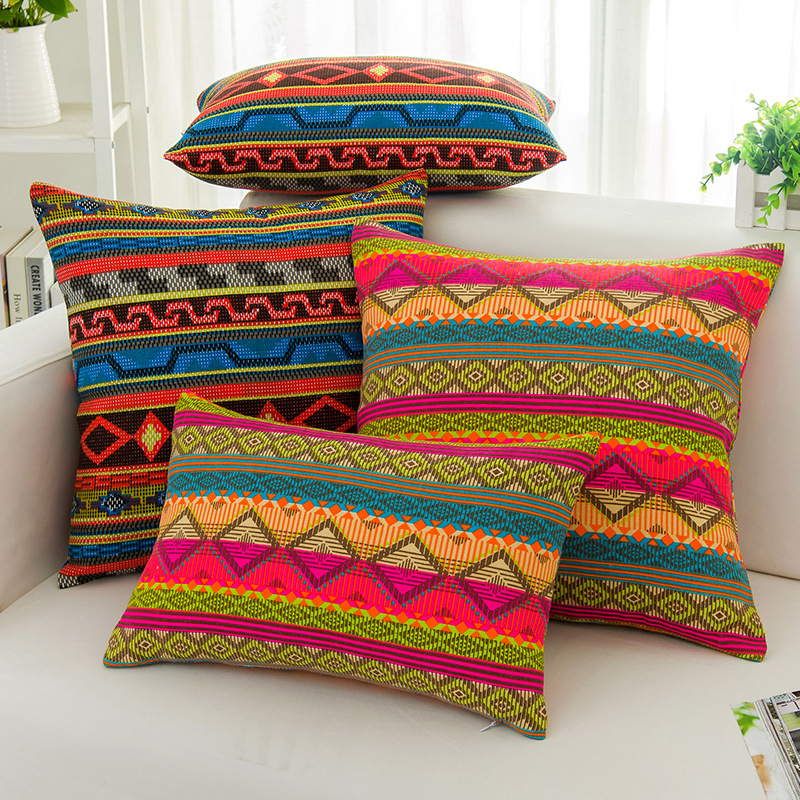 Image of: Beautiful Oversized Throw Pillows