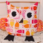 Beautiful Owl Pillow Ideas
