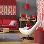 Beautifull Red Decorative Pillows