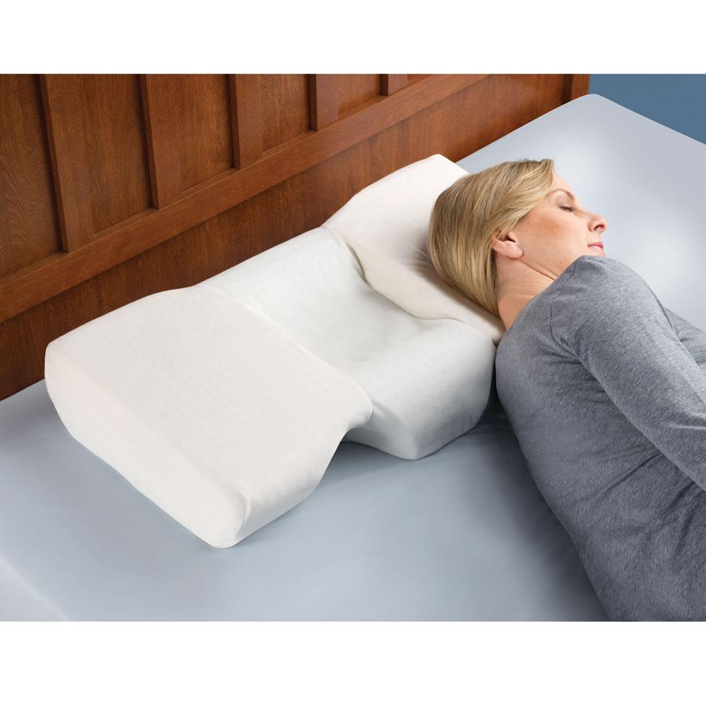 Image of: Bedroom Pillow for Neck Pain