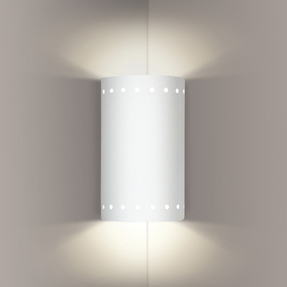 Image of: Best Corner Sconce