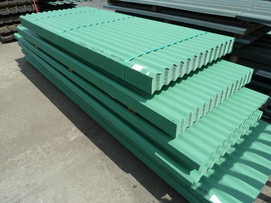 Image of: Best Corrugated Roofing Sheets