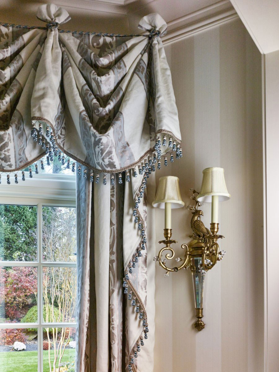 Image of: Best Curtain Sconces