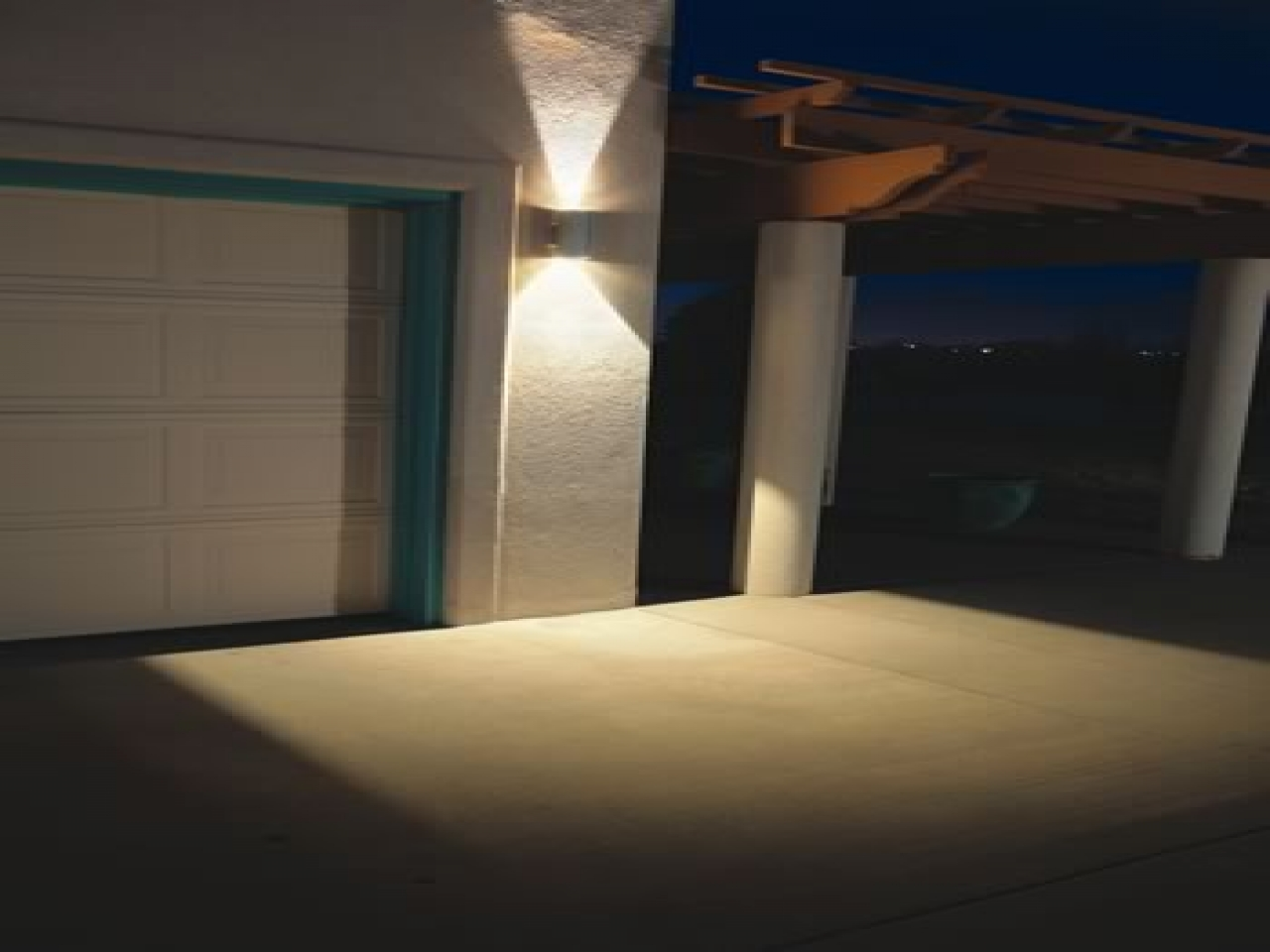 Image of: Best Exterior Wall Sconces